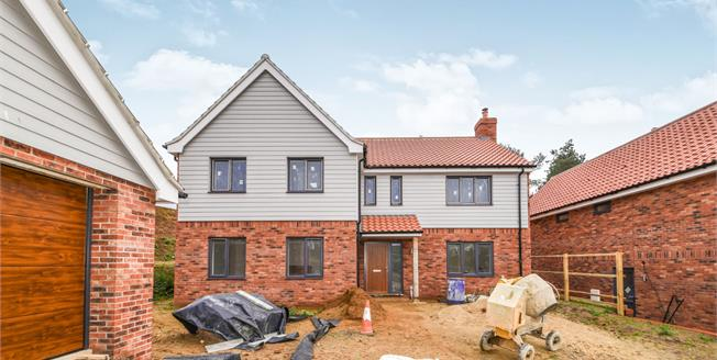 Asking Price £530,000, 5 Bedroom Detached House For Sale in Norfolk, PE32
