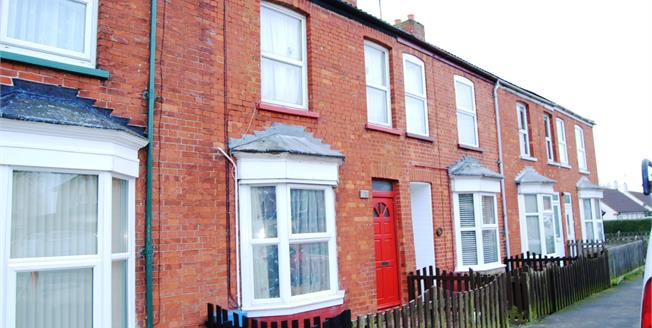 Asking Price £115,000, 2 Bedroom Terraced House For Sale in Sutton Bridge, PE12