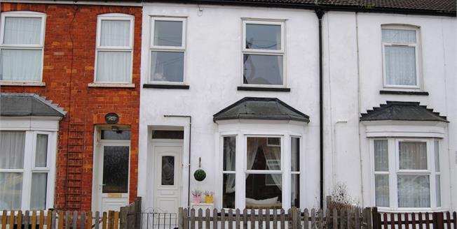 Offers Over £115,000, 2 Bedroom Terraced House For Sale in Sutton Bridge, PE12