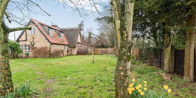 Offers in excess of £350,000, 4 Bedroom Detached Cottage For Sale in Little Eriswell, IP27