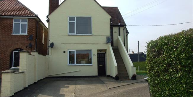 Asking Price £125,000, 2 Bedroom Detached Flat For Sale in West Row, IP28