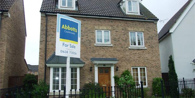 Offers in excess of £300,000, 4 Bedroom Detached House For Sale in Red Lodge, IP28