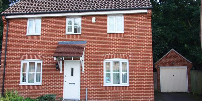 Offers in the region of £240,000, 4 Bedroom Detached House For Sale in Brandon, IP27