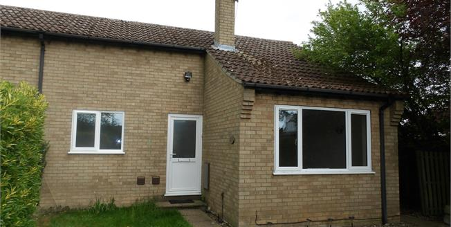 Asking Price £165,000, 2 Bedroom End of Terrace Bungalow For Sale in Lakenheath, IP27