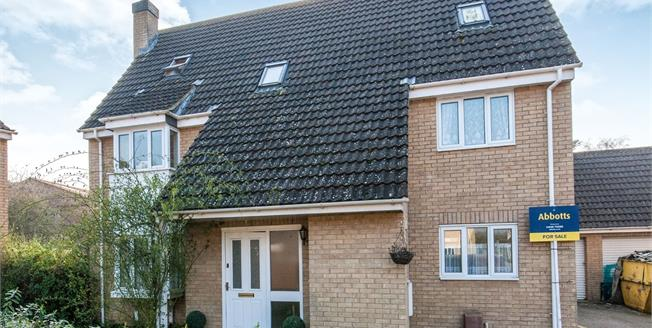Asking Price £335,000, 6 Bedroom Detached House For Sale in Lakenheath, IP27