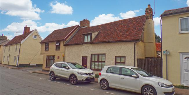 Fixed Price £185,000, For Sale in Stowmarket, IP14