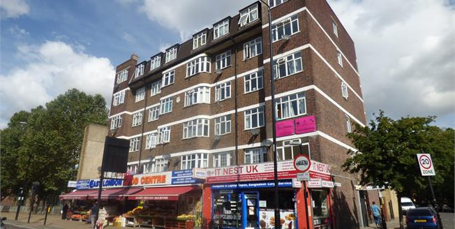 Asking Price £325,000, 2 Bedroom Flat For Sale in London, E1