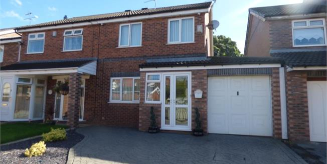 Offers Over £120,000, 3 Bedroom Semi Detached House For Sale in Liverpool, L9