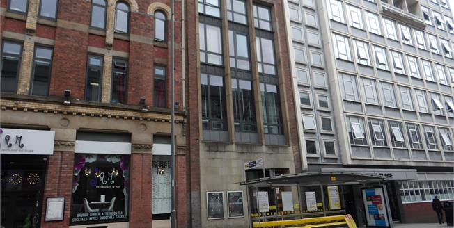 Offers Over £110,000, 1 Bedroom Flat For Sale in Liverpool, L1
