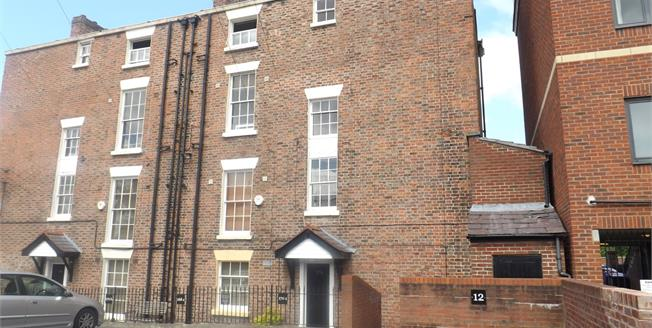 Asking Price £89,000, 1 Bedroom Flat For Sale in Liverpool, L8