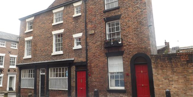 Asking Price £190,000, 2 Bedroom House For Sale in Liverpool, L1