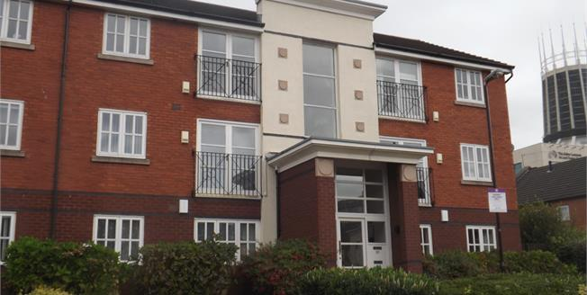 Asking Price £125,000, 2 Bedroom Flat For Sale in Liverpool, L3