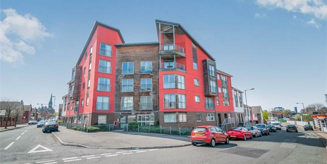 Asking Price £55,000, 2 Bedroom Flat For Sale in Liverpool, L3
