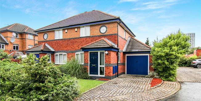 Asking Price £285,000, 2 Bedroom Semi Detached House For Sale in Liverpool, L3