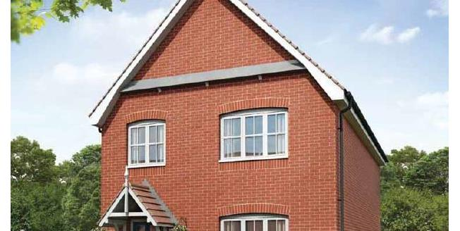 £274,995, 4 Bedroom House For Sale in New Costessey, NR5