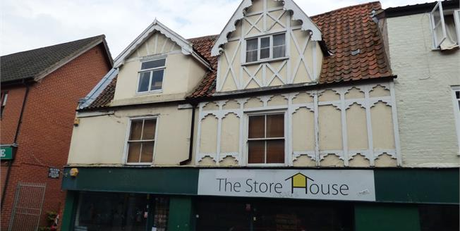 Offers in excess of £140,000, 2 Bedroom Upper Floor Flat For Sale in Norwich, NR3
