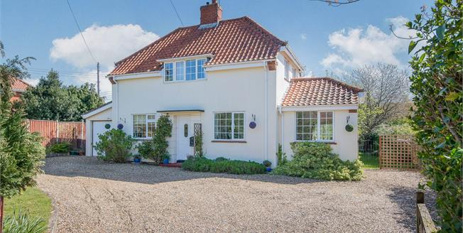 Offers in excess of £425,000, 5 Bedroom Detached House For Sale in Thurton, NR14