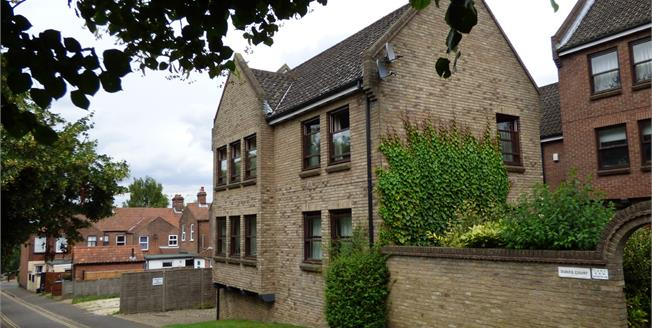 Guide Price £149,995, 2 Bedroom Upper Floor Flat For Sale in Norwich, NR2