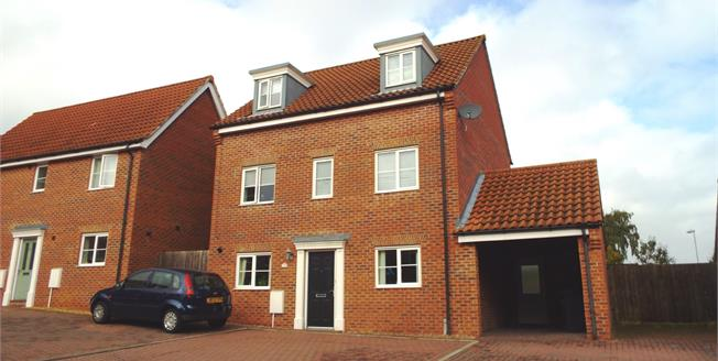 Guide Price £300,000, 5 Bedroom Detached House For Sale in Norwich, NR3