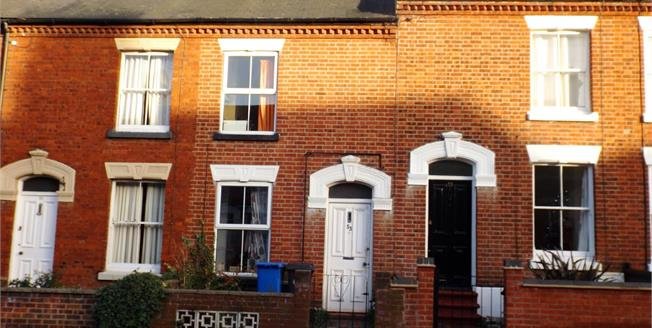 Offers in excess of £195,000, 3 Bedroom Terraced House For Sale in Norwich, NR2