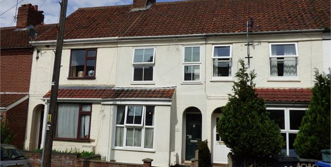 Offers in excess of £220,000, 3 Bedroom Terraced House For Sale in Norwich, NR1