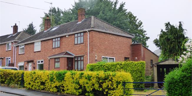 Offers in excess of £200,000, 3 Bedroom Semi Detached House For Sale in Norwich, NR3