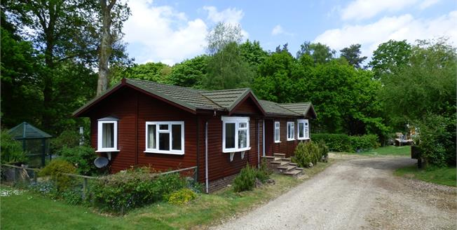 Guide Price £90,000, 3 Bedroom Detached Bungalow For Sale in Honingham, NR9