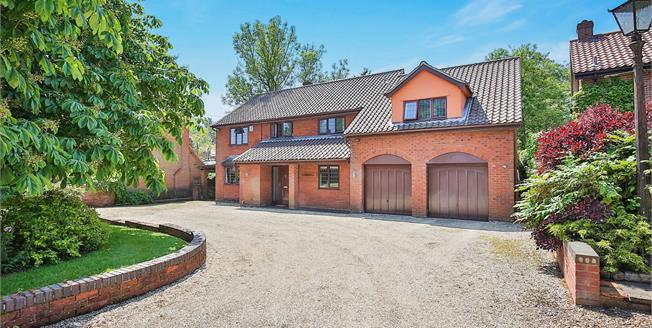Offers in excess of £700,000, 5 Bedroom Detached House For Sale in Bawburgh, NR9