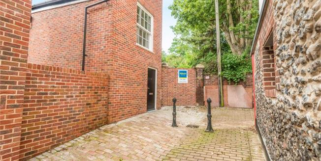 Offers in excess of £320,000, 2 Bedroom Detached House For Sale in King Street, NR1