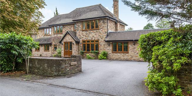 Guide Price £1,450,000, 4 Bedroom Detached House For Sale in Maidenhead, SL6