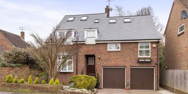 Price on Application, 5 Bedroom Detached House For Sale in Maidenhead, SL6