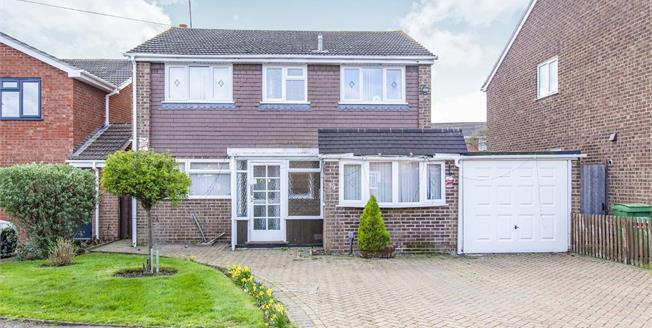 Offers in excess of £600,000, 4 Bedroom Detached House For Sale in Maidenhead, SL6