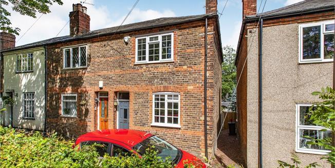 Offers in excess of £400,000, 2 Bedroom End of Terrace House For Sale in Maidenhead, SL6