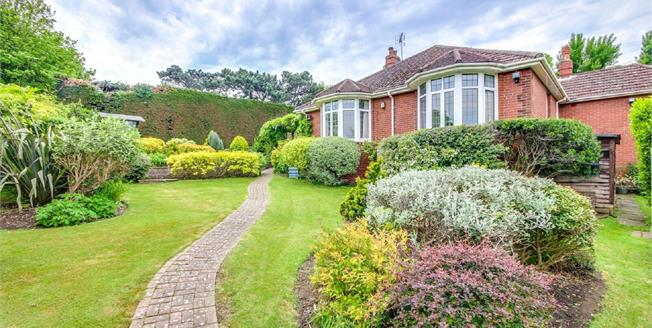 Guide Price £375,000, 4 Bedroom Detached Bungalow For Sale in Newhaven, BN9