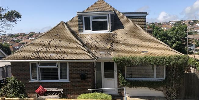 Asking Price £650,000, 6 Bedroom Detached House For Sale in Saltdean, BN2