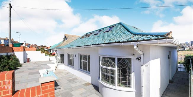 Asking Price £675,000, 6 Bedroom Detached Bungalow For Sale in Saltdean, BN2