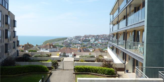 Offers in excess of £275,000, 2 Bedroom Flat For Sale in Saltdean, BN2