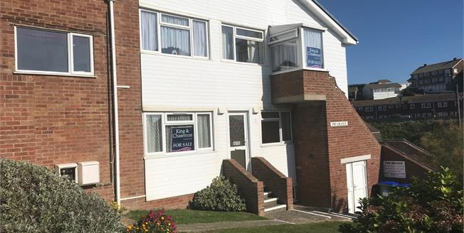 Asking Price £260,000, 2 Bedroom Flat For Sale in Saltdean, BN2