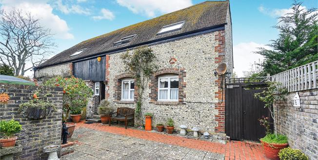 Asking Price £650,000, 3 Bedroom Semi Detached House For Sale in Saltdean, BN2