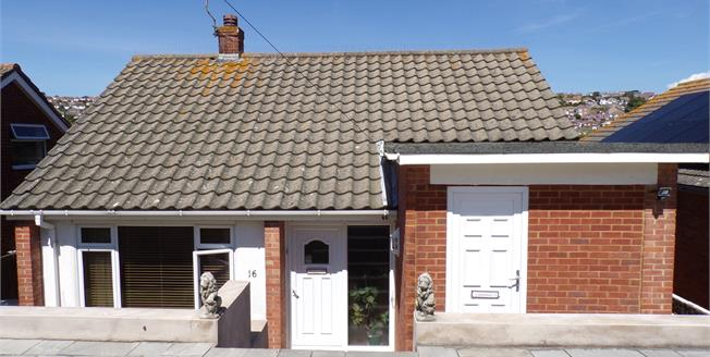 Asking Price £425,000, 3 Bedroom Detached Bungalow For Sale in Saltdean, BN2