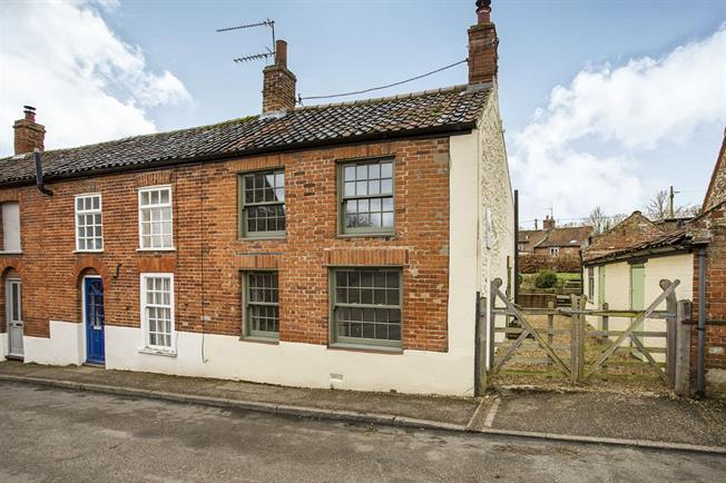2 Bedroom End Of Terrace Cottage For Sale In King S Lynn For Offers
