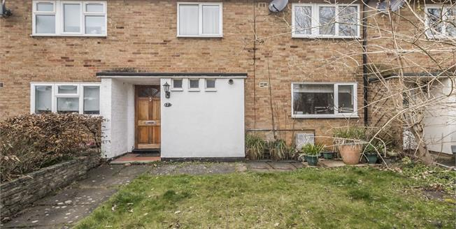 Asking Price £270,000, 3 Bedroom Terraced House For Sale in Stevenage, SG2