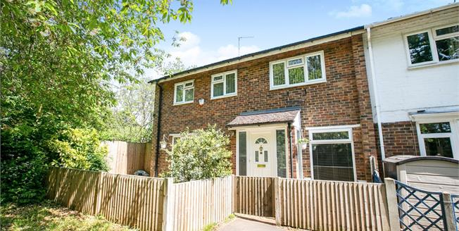 Asking Price £390,000, 4 Bedroom End of Terrace House For Sale in Stevenage, SG2