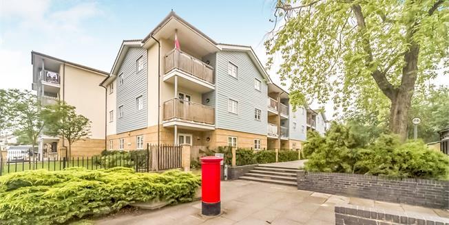 Asking Price £97,500, 2 Bedroom Flat For Sale in Stevenage, SG2