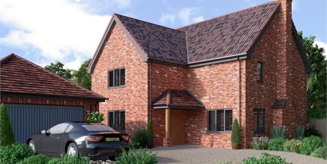 £640,000, 4 Bedroom Detached House For Sale in Hardingham, NR9