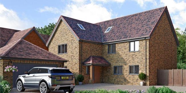 £605,000, 4 Bedroom Detached House For Sale in Hardingham, NR9
