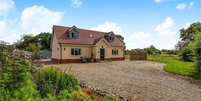 Guide Price £600,000, 4 Bedroom Detached House For Sale in Rockland All Saints, NR17