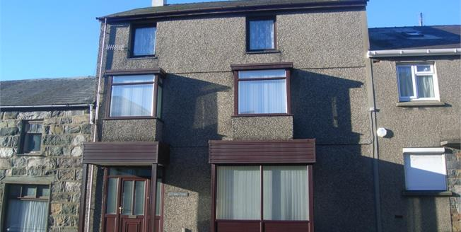 Offers in the region of £225,000, 3 Bedroom Terraced House For Sale in Penygroes, LL54
