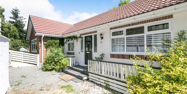 Asking Price £325,000, 4 Bedroom Detached House For Sale in Dolgarrog, LL32