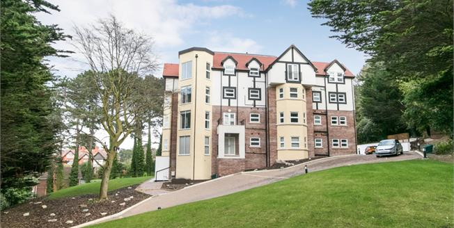 Asking Price £185,000, 2 Bedroom Flat For Sale in Colwyn Bay, LL29